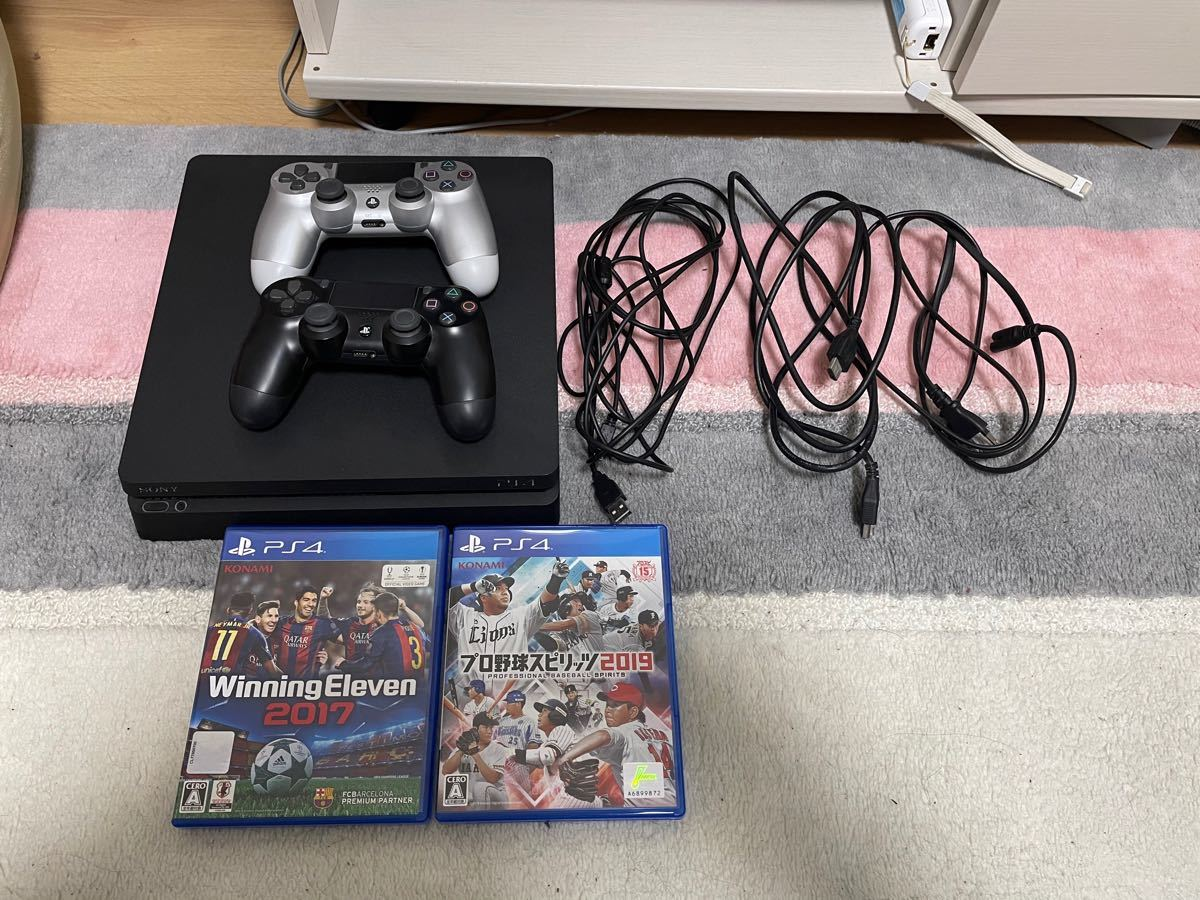 PlayStation4+カセット