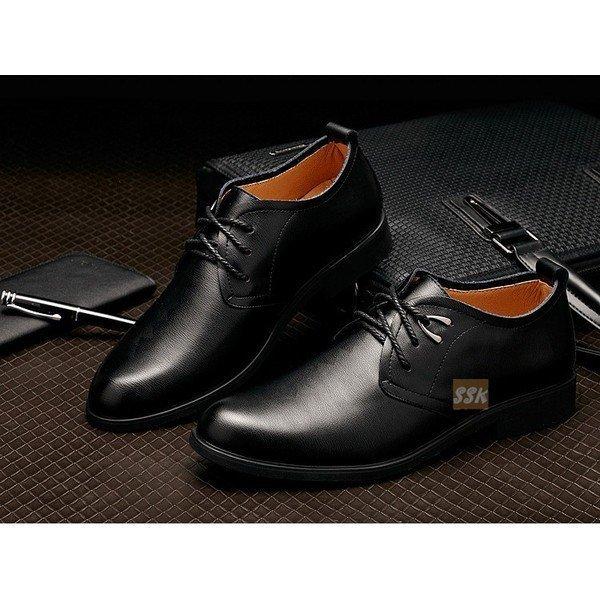 紳士靴 通気性 卒業式 ビジネスシューズ 歩きやすい メンズ プレーントゥ オペラシューズ 防滑ソール ビジネスシューズ メンズ 靴 革靴