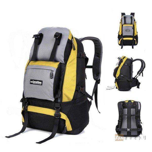 登山用リュック バックパック リュックサック 旅行 防災 バックパック 登山 リュックサック 旅行 防災リュック 大容量リュック 40L 軽量