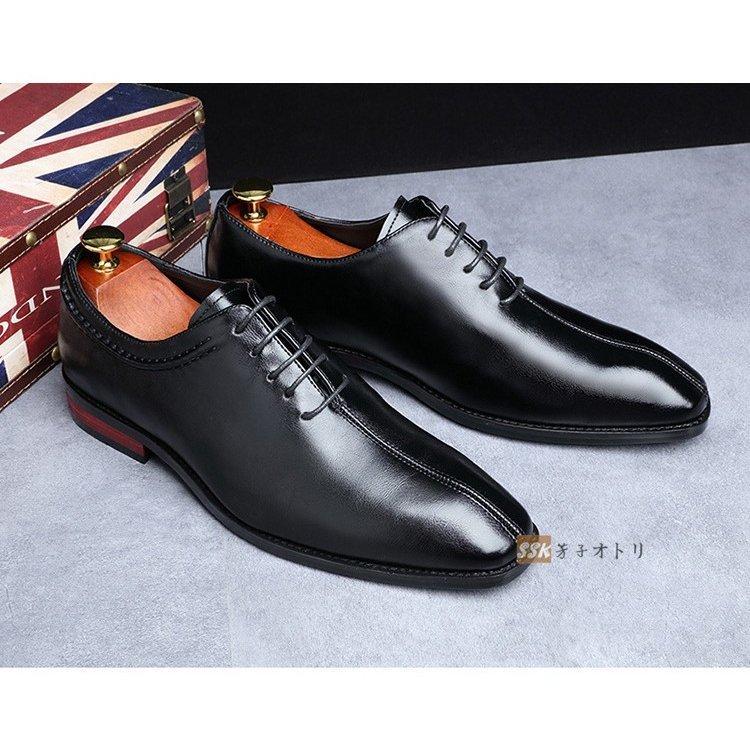 ビジネスシューズ メンズ 歩きやすい フェイクレザー 靴 紳士靴 ビジネスシューズ メンズ 歩きやすい フェイクレザー 紳士靴 革靴 通勤