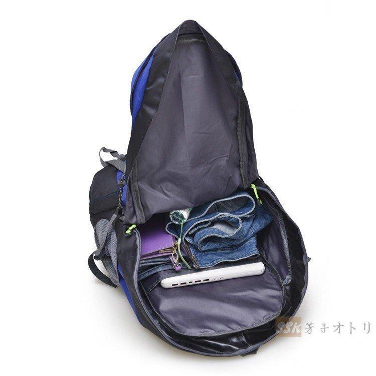 リュック 大容量 50L アウトドア 男女兼用 バッグ デイバッグ 登山リュック 旅行バッグ リュック 大容量 バッグパック メンズ リュックサ