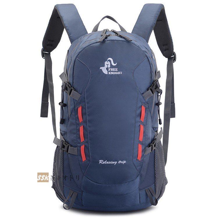40L リュック 登山用 バックパック 防災 大容量 リュックサック 登山 リュック バックパック 防災 大容量 旅行バッグ 40L 遠足 多機能