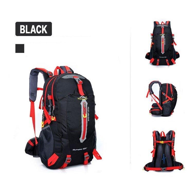 登山リュック バックパック 大容量 リュック 防災バック バックパック リュックサック 大容量 リュック 防災バック 40L アウトドア 旅行