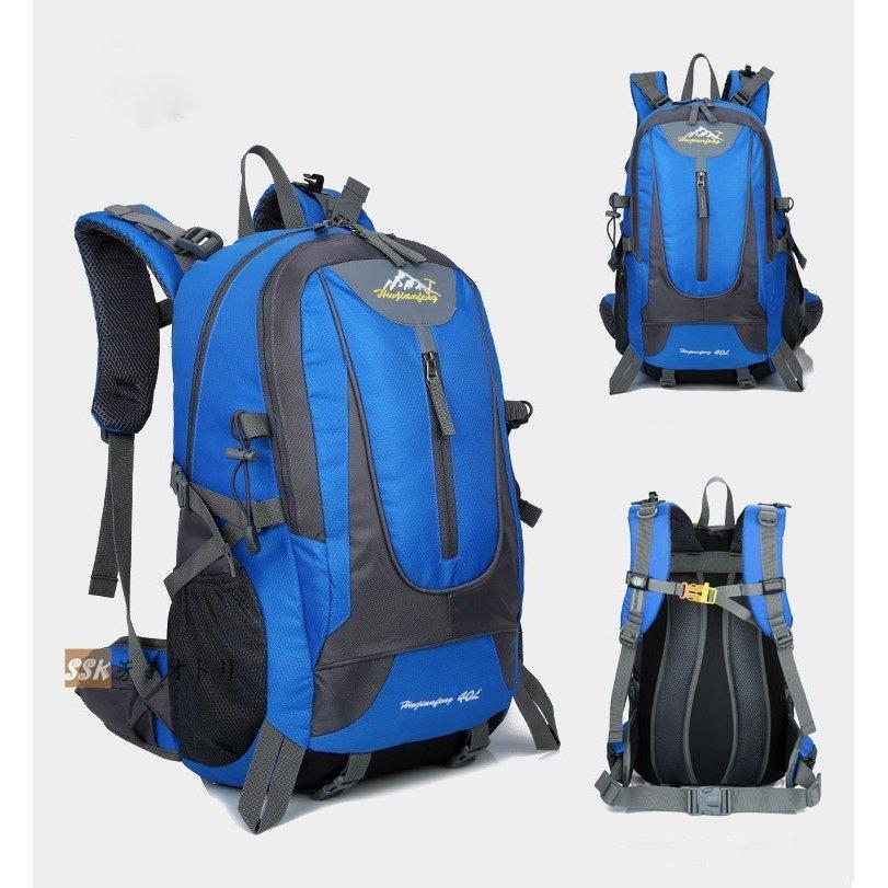防水リュック バックパック 多機能 リュックサック 40L 登山用 登山リュック バックパック 大容量 多機能 リュックサック 40L 防水リュッ