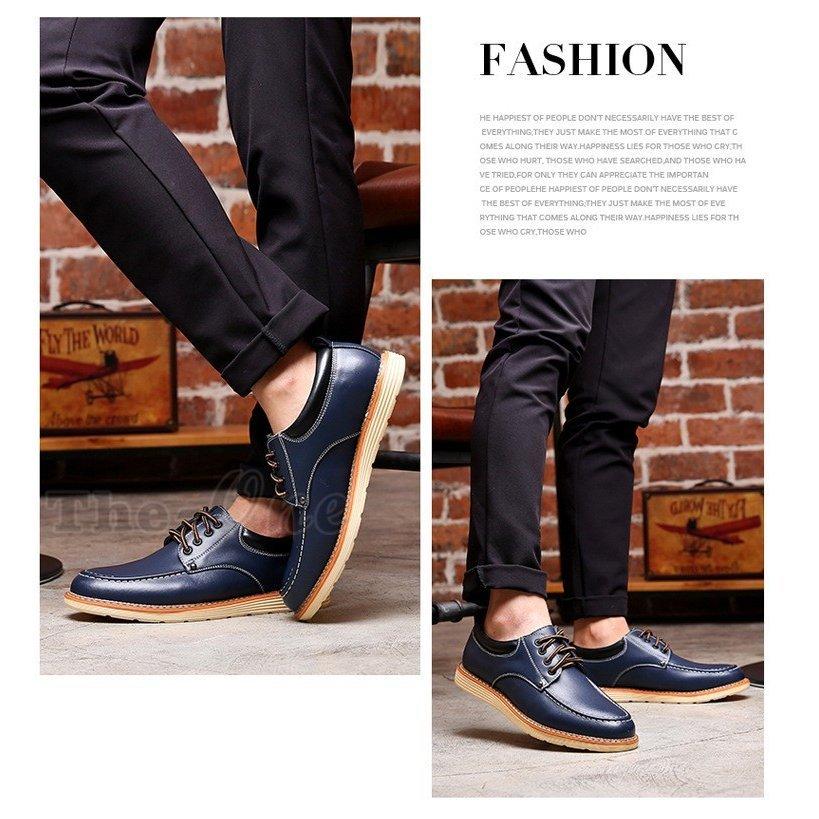 ビジネスシューズ Uチップ 紳士靴 PU革靴 コンフォート ビジネスシューズ 歩きやすい 疲れない Uチップ メンズ 紳士靴 PU革靴 コンフォー