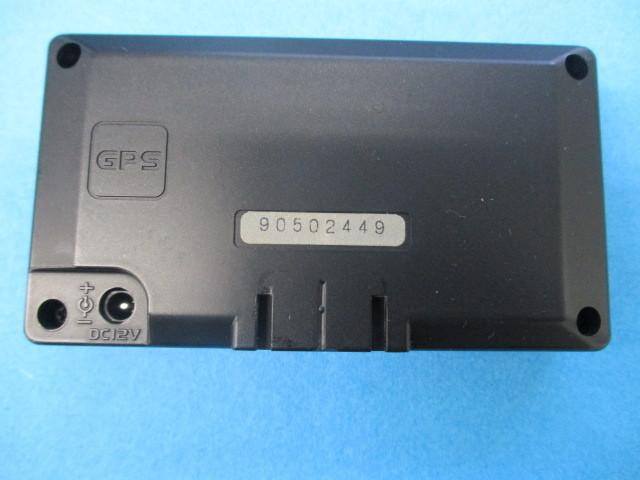 ユピテル Super Cat GPSレーダー探知機【 PGRO1si 】2.2型IPS オールイン ワンボディ Yupiteru スーパーキャット SDカード欠品 中古品_画像5