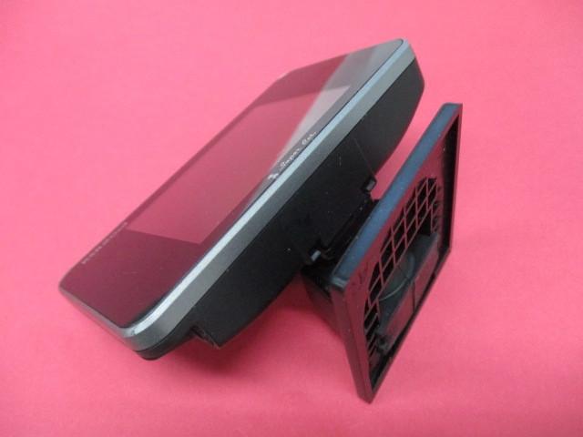 ユピテル GPSレーダー探知機 Super Cat 【 RSR20sd 】2.4型液晶 VPS 2Dロードイメージマップ リモコン欠品 SDカード付 中古_画像9