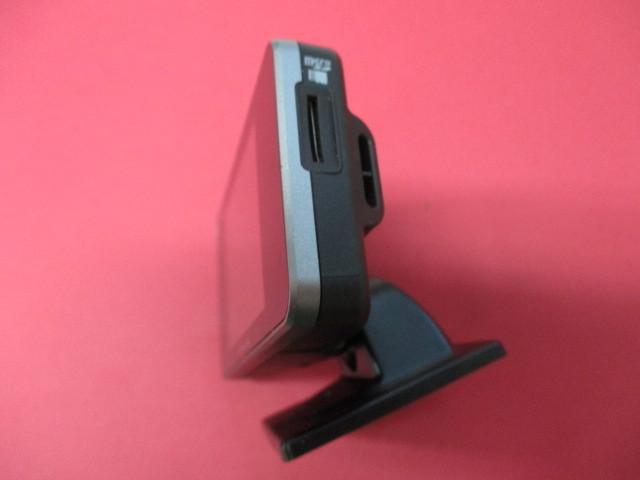 ユピテル GPSレーダー探知機 Super Cat 【 RSR20sd 】2.4型液晶 VPS 2Dロードイメージマップ リモコン欠品 SDカード付 中古_画像7