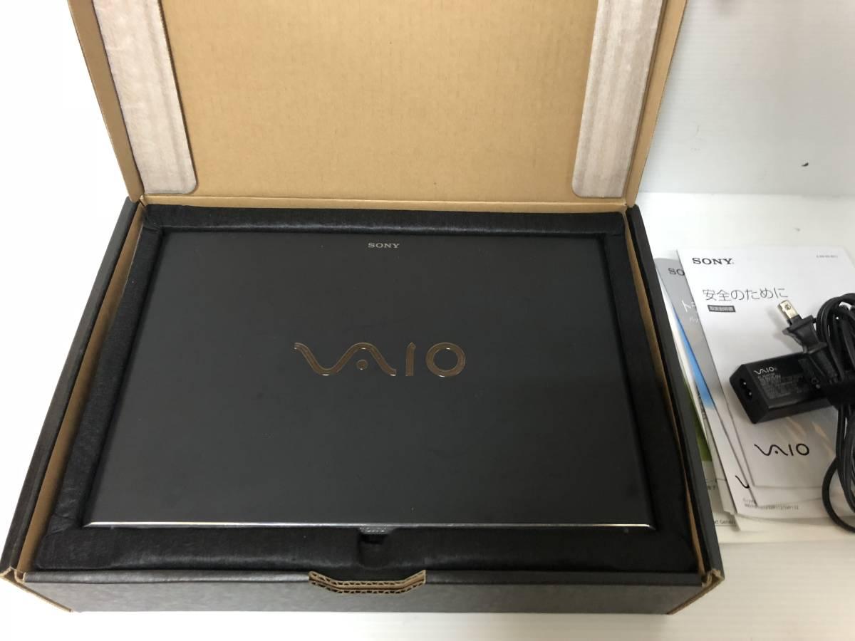 Sony VAIO SVP132A1CN Core i5-4200U RAM 4GB SSD 256GB カメラ HDMI Windows10 office_画像8