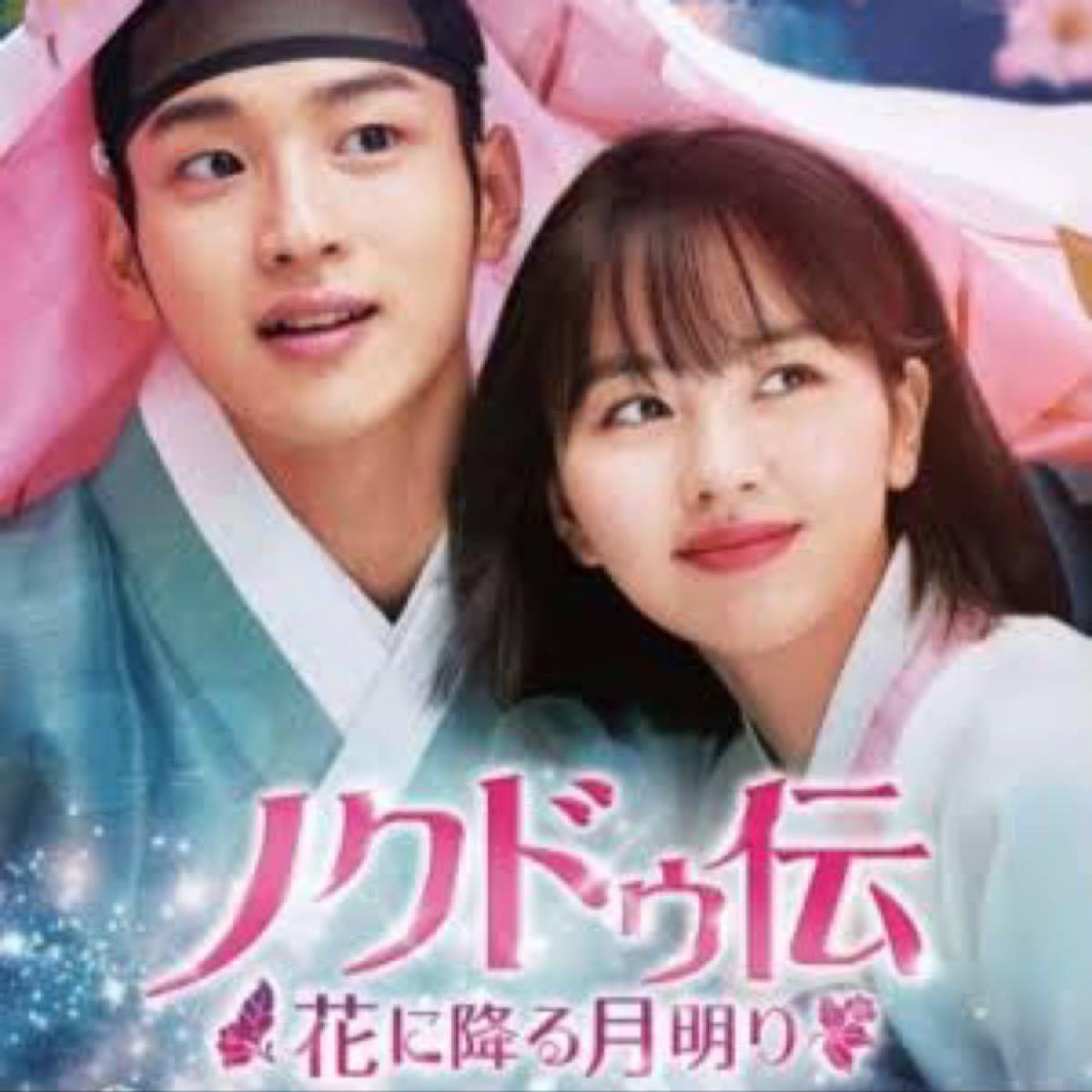韓国ドラマ ノグドゥ伝 DVD『レーベル印刷有り』