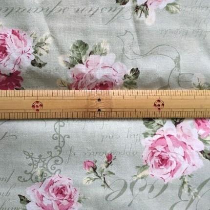 カットクロス 薔薇柄 キルトゲイト