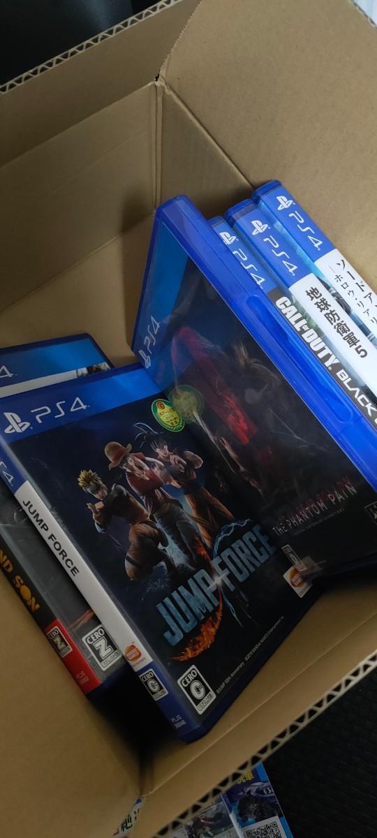 PS4ソフト ゲームソフト まとめ