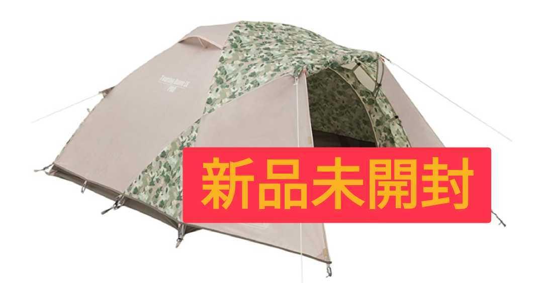 コールマン(Coleman)テント ツーリングドームLX 限定色ナチュラルカモ (検索)ツーリングドームSTソロベースexツーリングテント