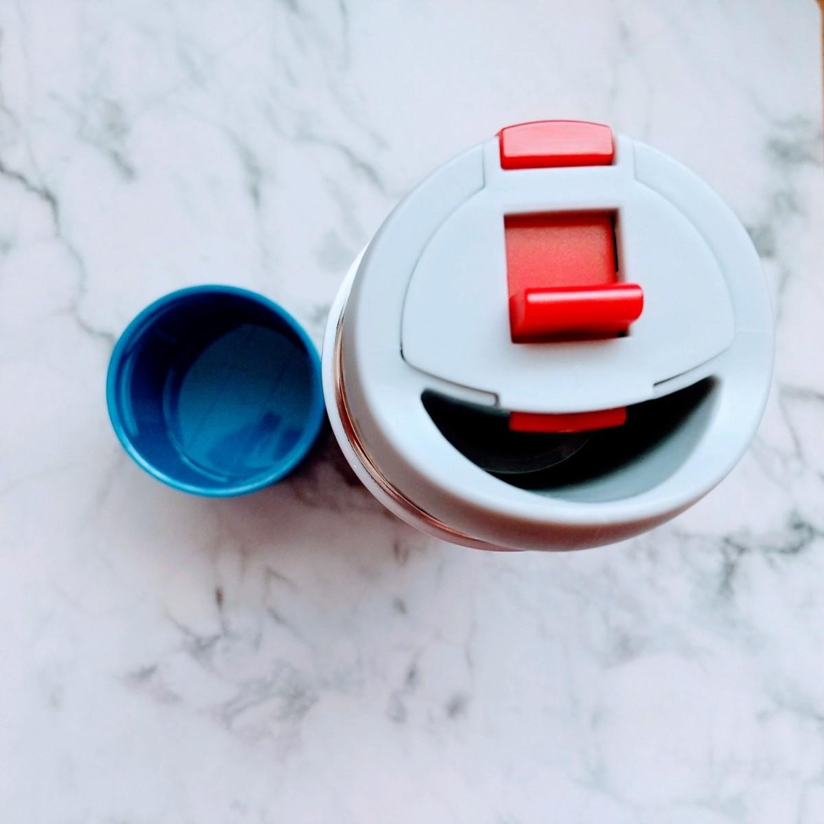 新品 リサラーソン 保温 保冷 水筒 ステンレスボトルマグボトル マイキー