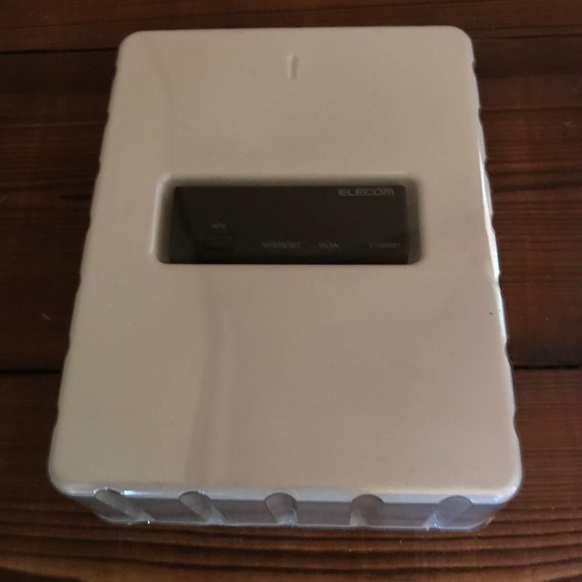 ELECOM 無線LANポータブルルーター