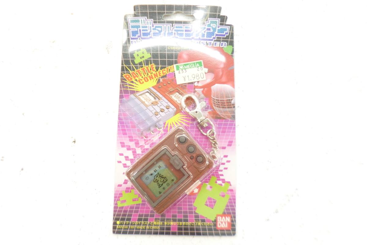 ◆未開封 当時物 BANDAI バンダイ デジタルモンスター 育成ゲーム デジモン 1円~ 1スタ 【おもちゃ】
