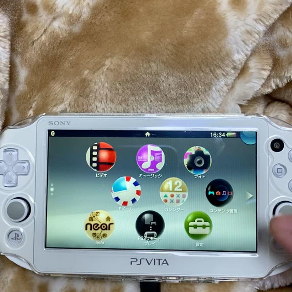 PS Vita本体  ファイナルファンタジー10/10-2同梱版(メモリーカード付き)