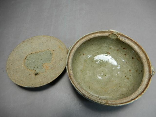 茶注 宝瓶 菊紋盛上 文字 漢詩 茶道具 煎茶道具 M-3_画像8