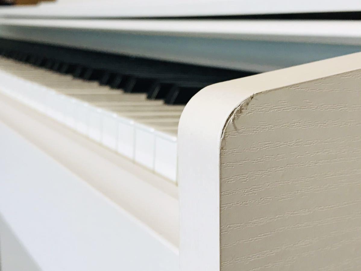 新品電源アダプター付 美品 YAMAHA YDP-143 ARIUS 電子ピアノ ヤマハ アリウス 17年製 純正イス付 直接引き取り歓迎 川崎市宮前区_画像4