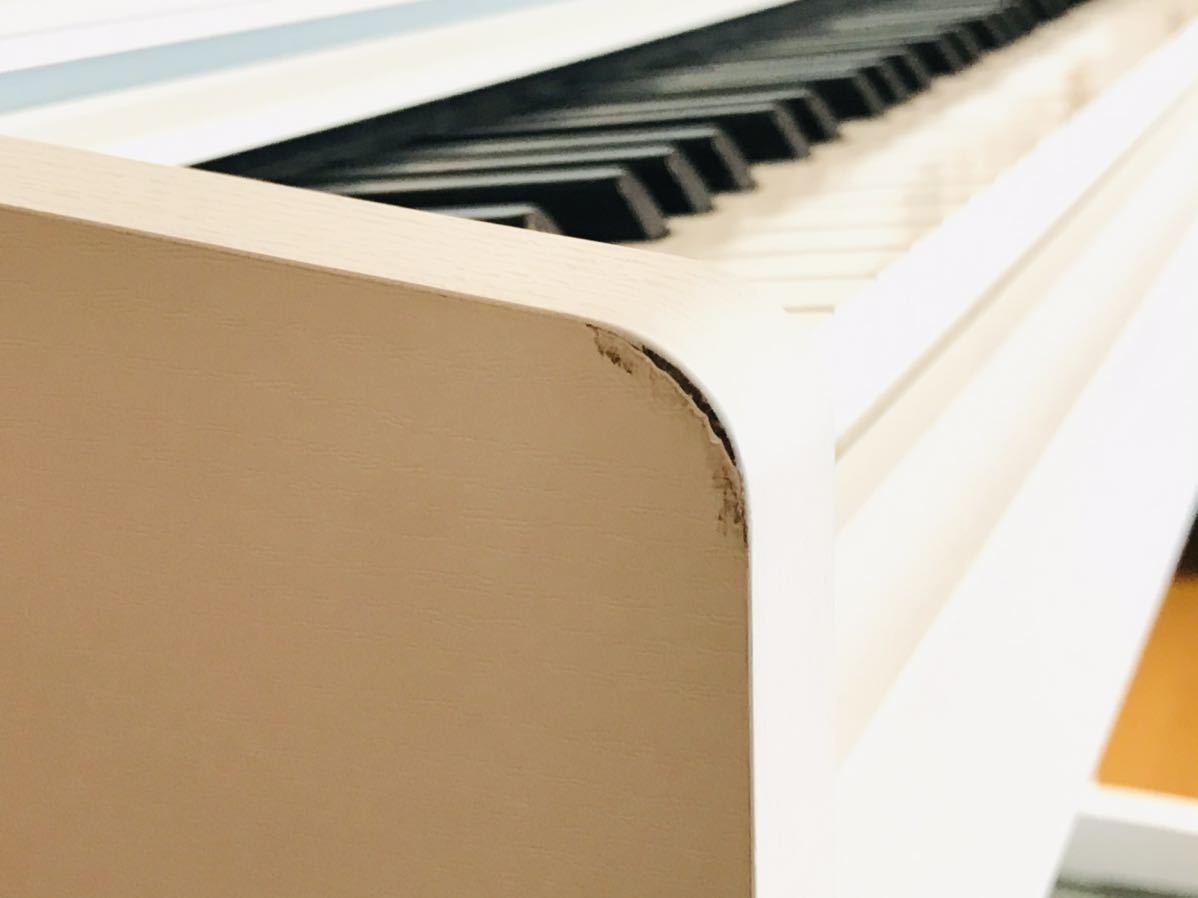 新品電源アダプター付 美品 YAMAHA YDP-143 ARIUS 電子ピアノ ヤマハ アリウス 17年製 純正イス付 直接引き取り歓迎 川崎市宮前区_画像5