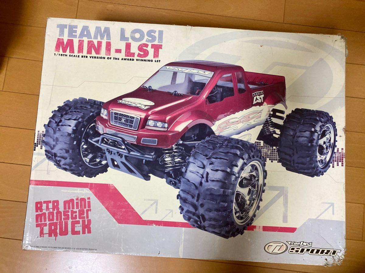 LOSI MINI LST 1/18 モンスタートラック