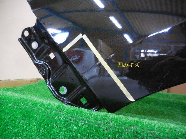 即決 ヴォクシー ZRR80W ZRR85W ZWR80W 左フェンダー ZS 508368_画像4