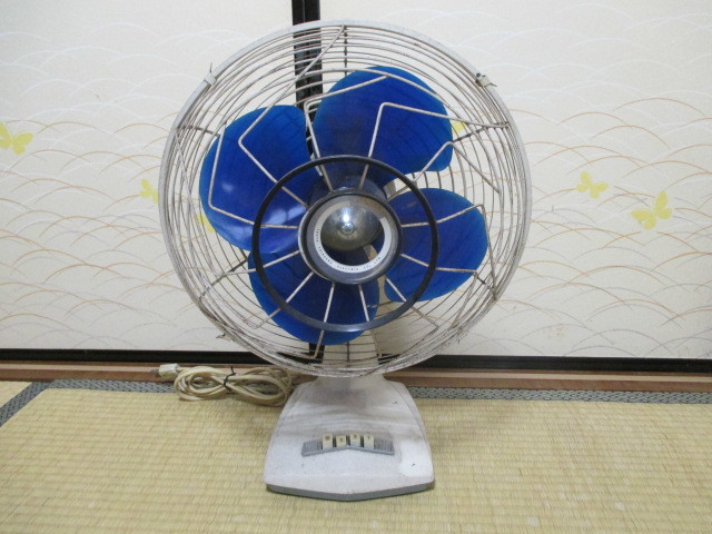 整備 清掃前提で 東芝扇風機 LY型_画像1
