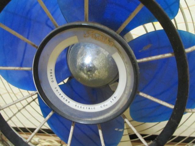 整備 清掃前提で 東芝扇風機 LY型_画像2