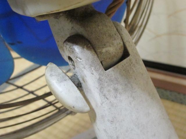 整備 清掃前提で 東芝扇風機 LY型_画像5