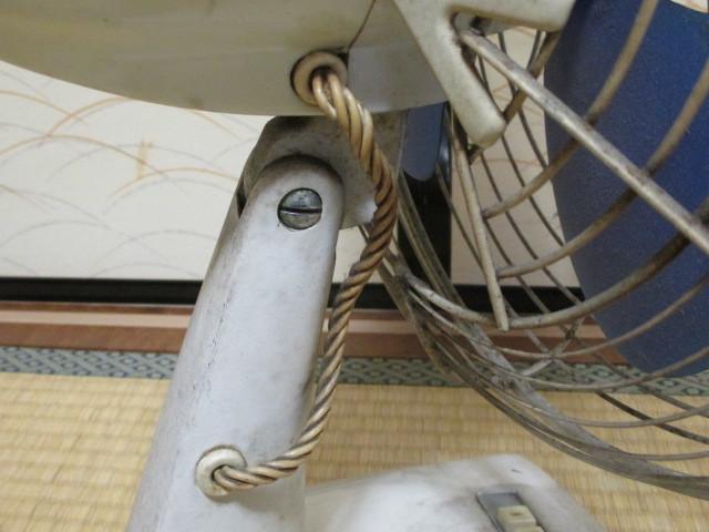 整備 清掃前提で 東芝扇風機 LY型_画像7