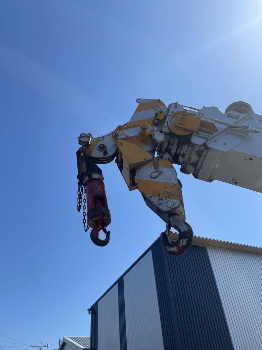 「タダノラフタークレーン12トン TADANO GR120 」の画像3