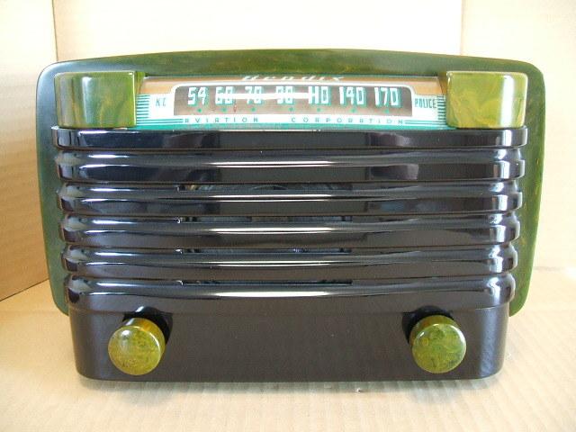 カタリンラジオ BENDIX CATALIN TABLE RADIO MODEL 526 1946年_画像1