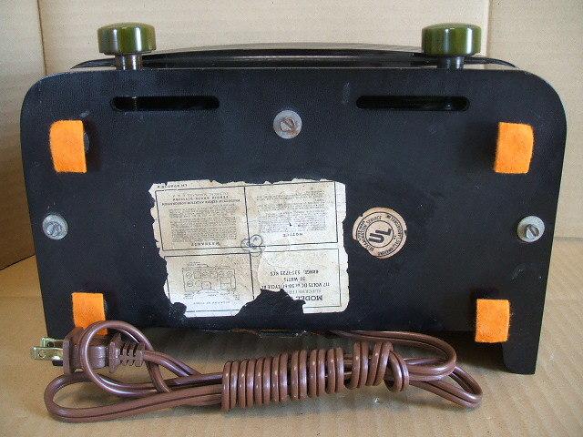 カタリンラジオ BENDIX CATALIN TABLE RADIO MODEL 526 1946年_画像5