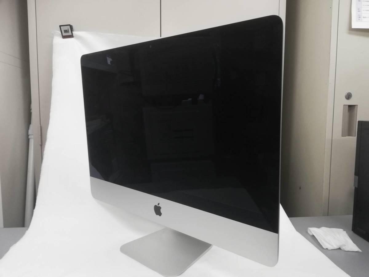 [ST705]中古 Apple iMac A1418 21.5inch Late2015 Core-i5 2.80Ghz 16GB 1TB mac OS X El Capitan 10.11.6 現状販売_画像2
