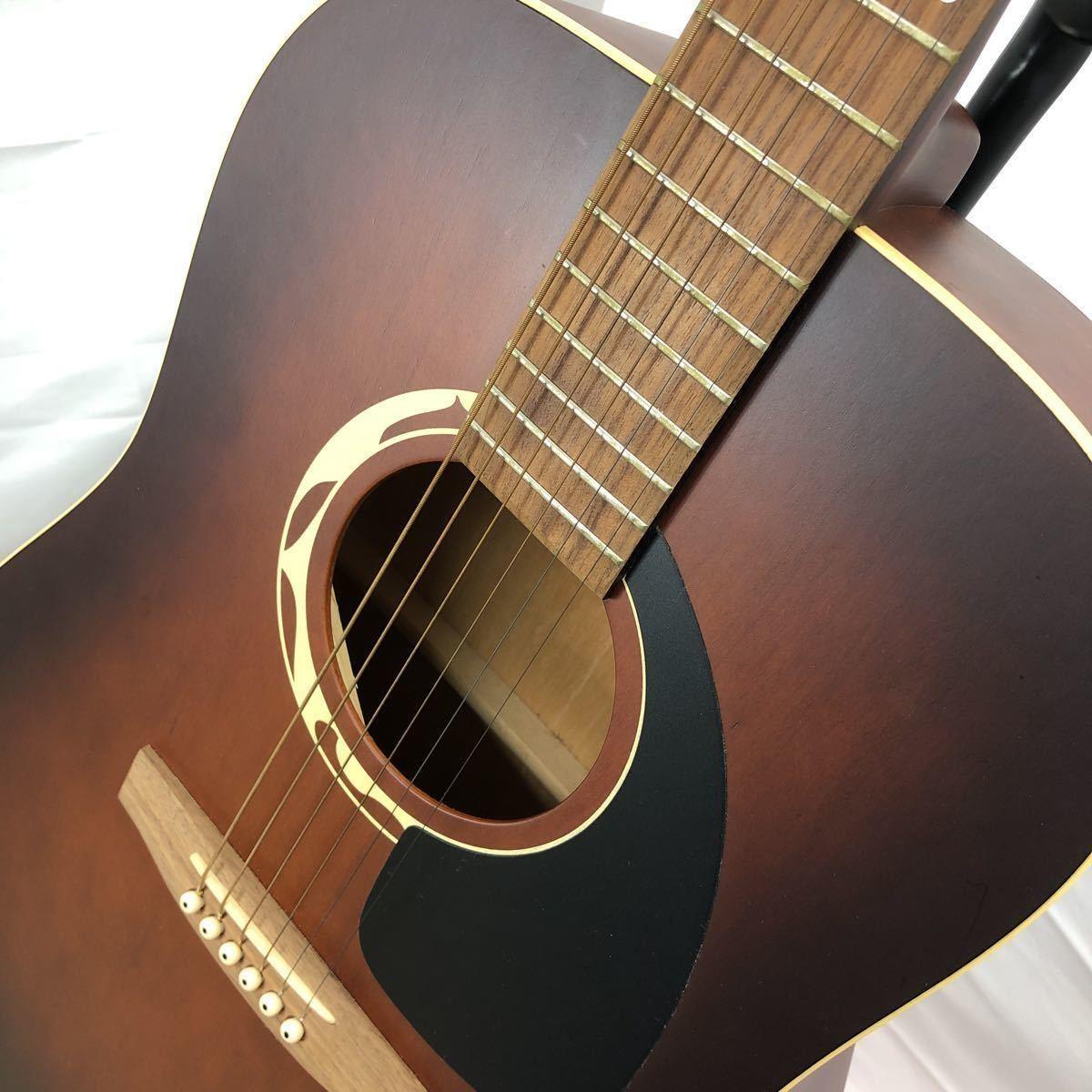 佐17/1円スタート! 美品! Art & Lutherie アート&ルシアー アコースティックギター MODEL:A&L WiLD CHERRY 97485417 ハンドメイド CANADA_画像3