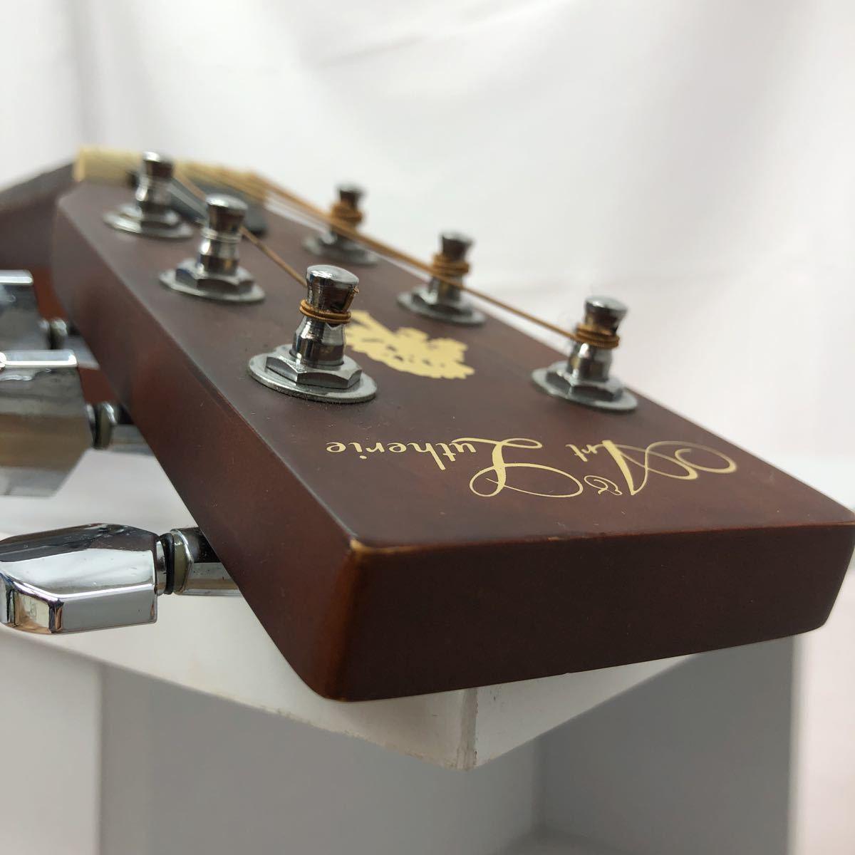佐17/1円スタート! 美品! Art & Lutherie アート&ルシアー アコースティックギター MODEL:A&L WiLD CHERRY 97485417 ハンドメイド CANADA_画像8