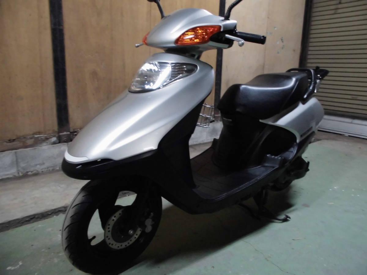 「ホンダ スペイシー100 JF13型モデル。走行6千K 千葉市~格安発送あり。」の画像1