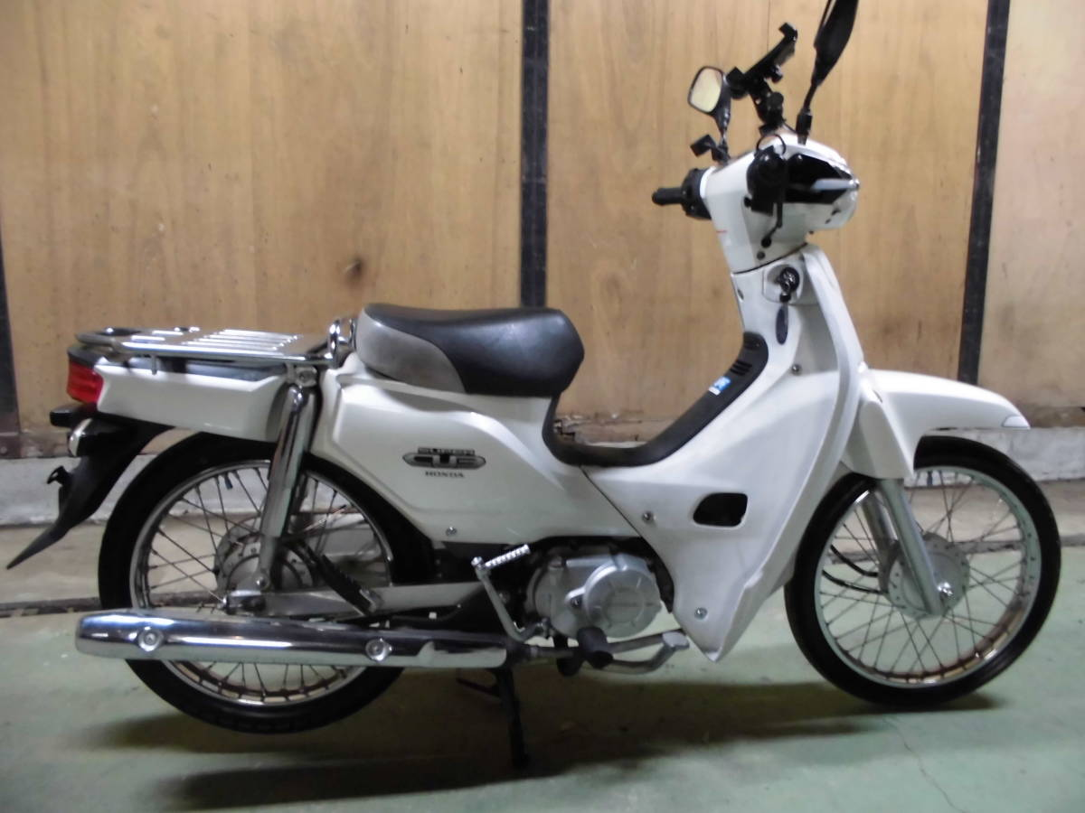 「ホンダ カブ110 JA10型モデル グリップヒーター付 千葉市~格安発送あり。」の画像2