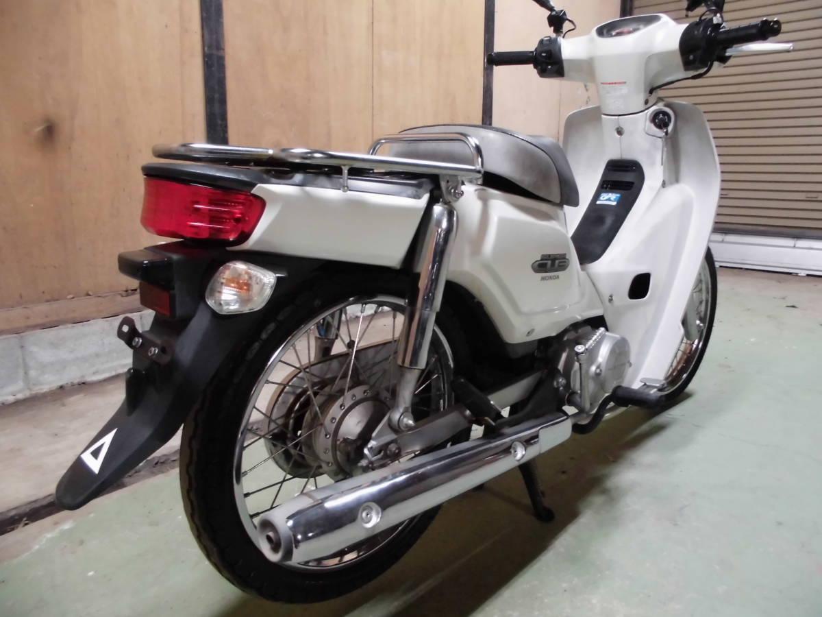 「ホンダ カブ110 JA10型モデル グリップヒーター付 千葉市~格安発送あり。」の画像3