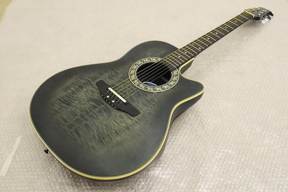 Ovationオベーション【No.386T】エレキアコースティックギター・ハードケース付き◆エレアコ・日本製◆直接引取歓迎!