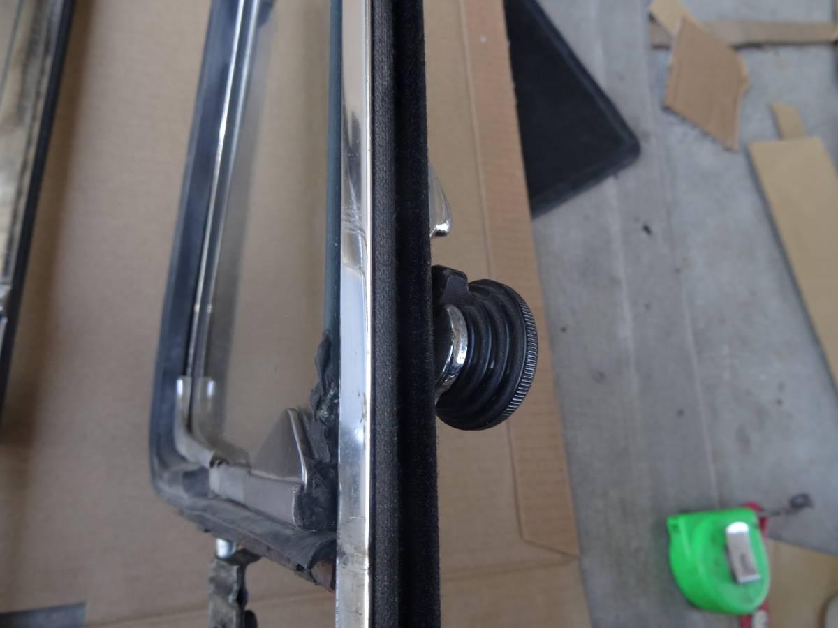 空冷 VW  タイプ3 三角窓_画像8