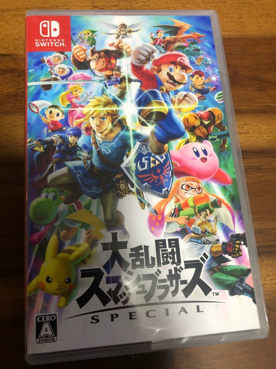 大乱闘スマッシュブラザーズSPECIAL Nintendo Switch Switchソフト ニンテンドースイッチソフト