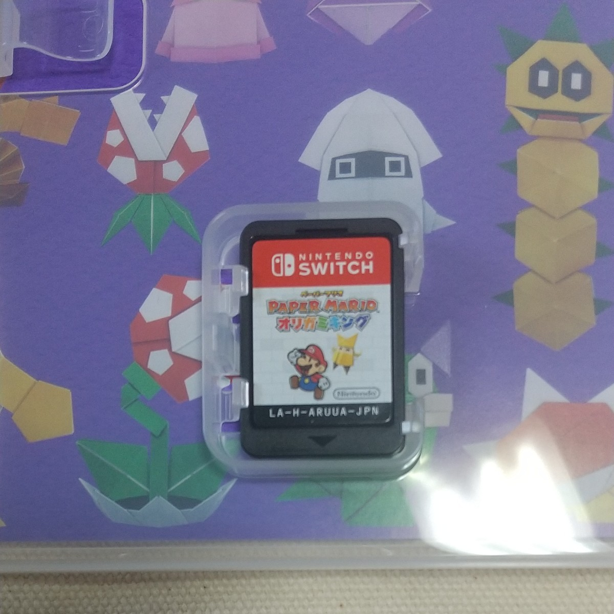 任天堂 (Switch)ペーパーマリオ オリガミキング