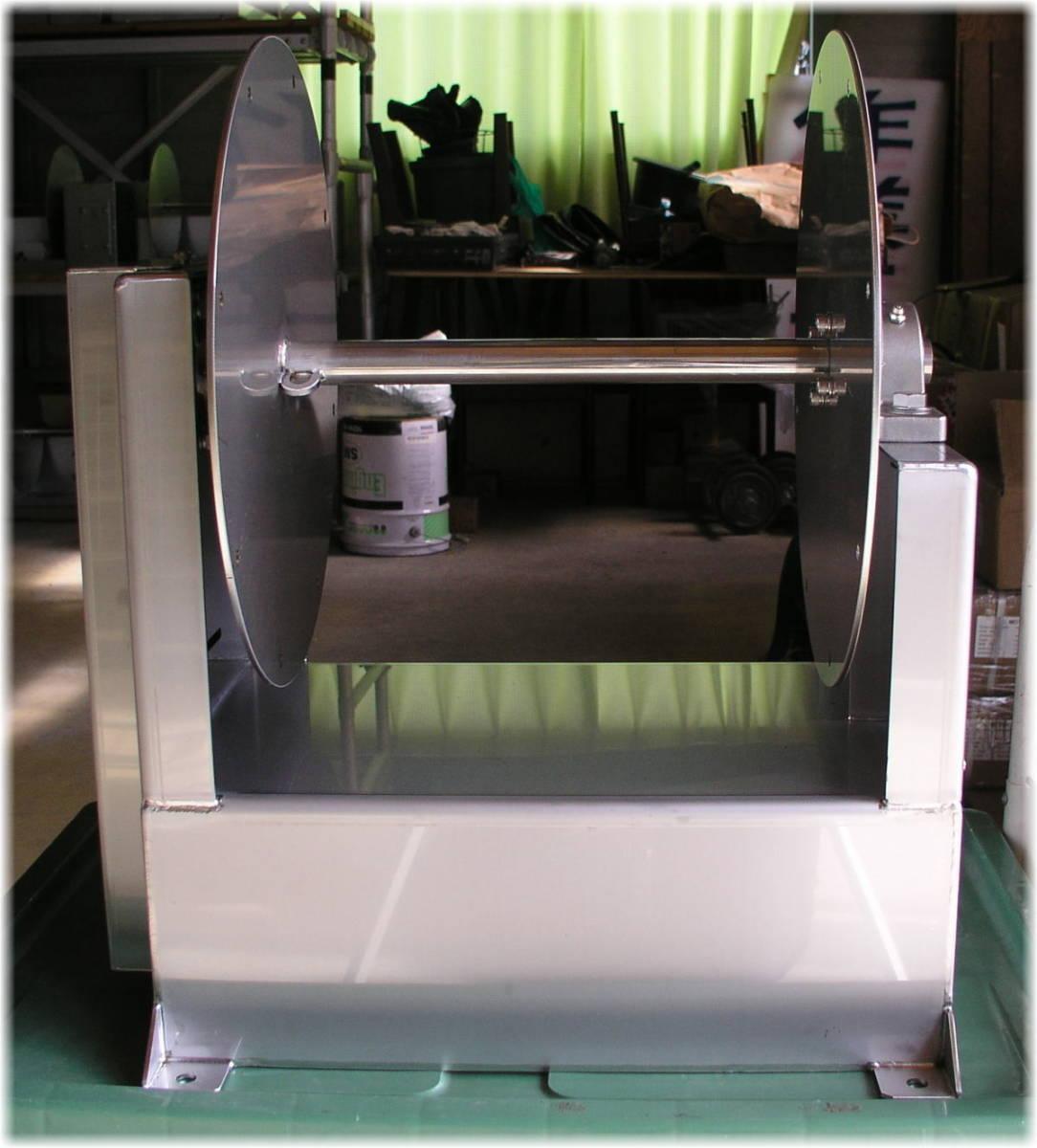 「オートイカリ たて型AI-E 24V/500W/30A アンカーウインチ アンカーリール オートアンカー」の画像3