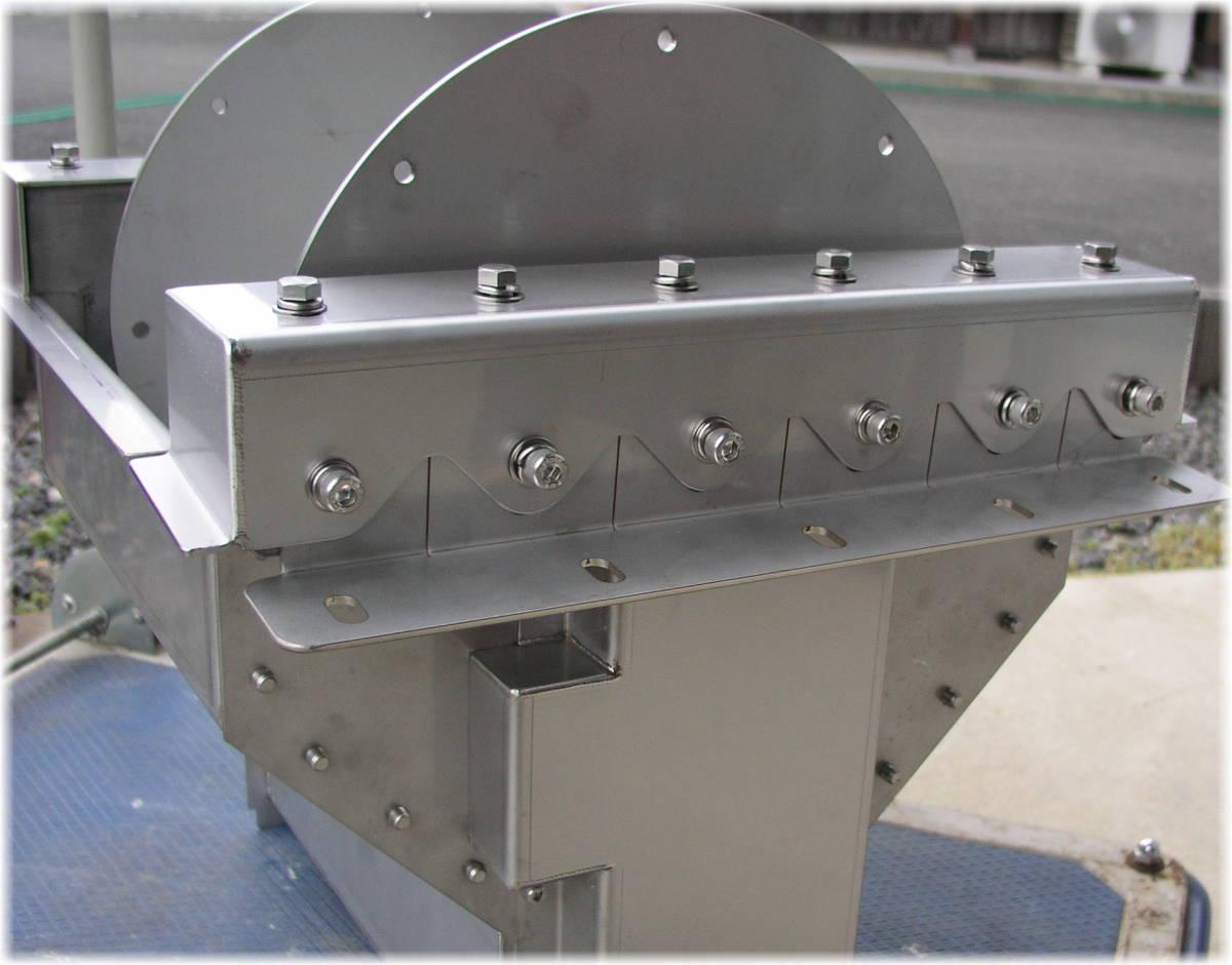 「オートイカリ AI-EIM埋込型 DC12V/375W/40A 24Vに変更可 アンカーウインチ アンカーリール オートアンカー」の画像3