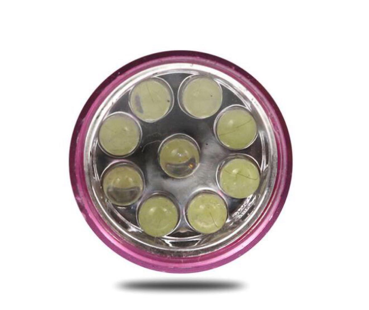 コンパクト ジェルネイルライト ペン型 LEDライト ジェルネイル ネイル レジン クラフト用 UVライト