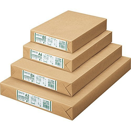 サイズA4 コクヨ コピー用紙 A4 低白色再生紙 500枚 PPC用紙 共用紙 KB-SS39_画像6