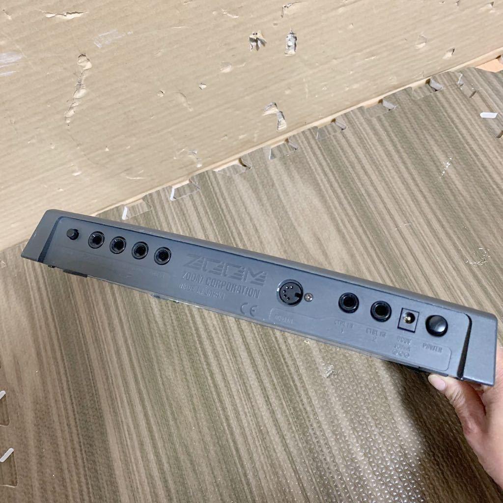 (あ-712)★☆Zoom RhythmTrak 234 ズーム ドラムマシン 通電のみ確認 中古現状品_画像6