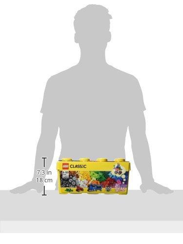 レゴ (LEGO) クラシック 黄色のアイデアボックス プラス 10696 35色のブロックセット 4歳以上の全ての男の子女の子_画像8