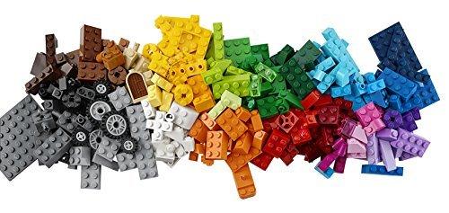 レゴ (LEGO) クラシック 黄色のアイデアボックス プラス 10696 35色のブロックセット 4歳以上の全ての男の子女の子_画像5